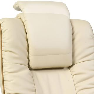 Windsor Cream Leather Executive Chair