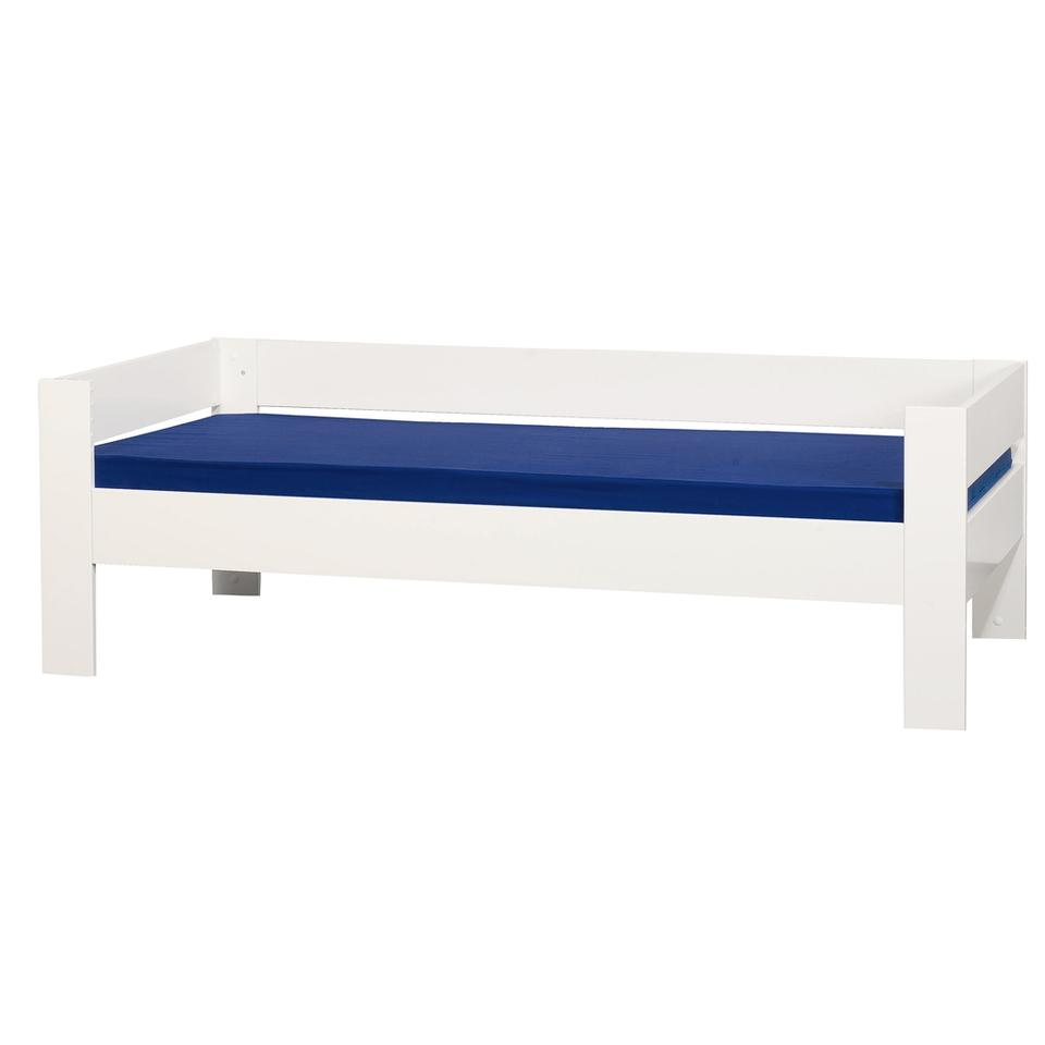 KIDS World Single Bed White