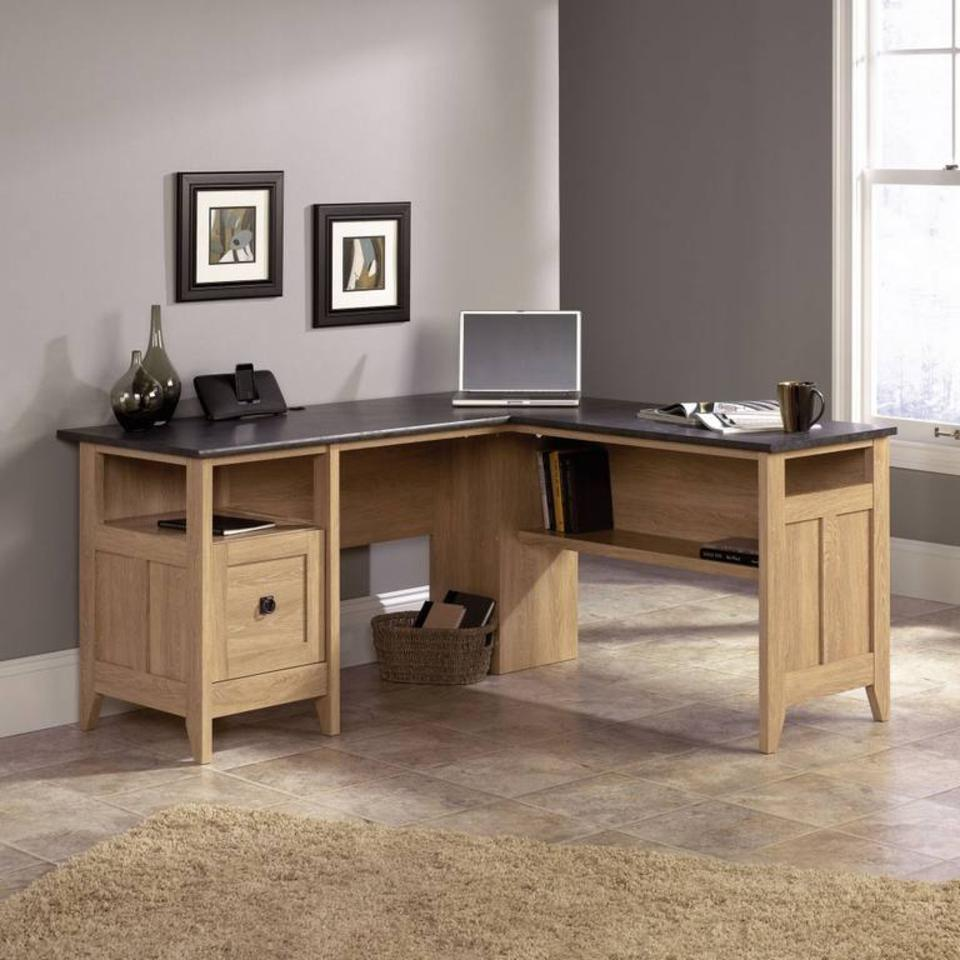 Teknika Home Study L-Shaped Desk