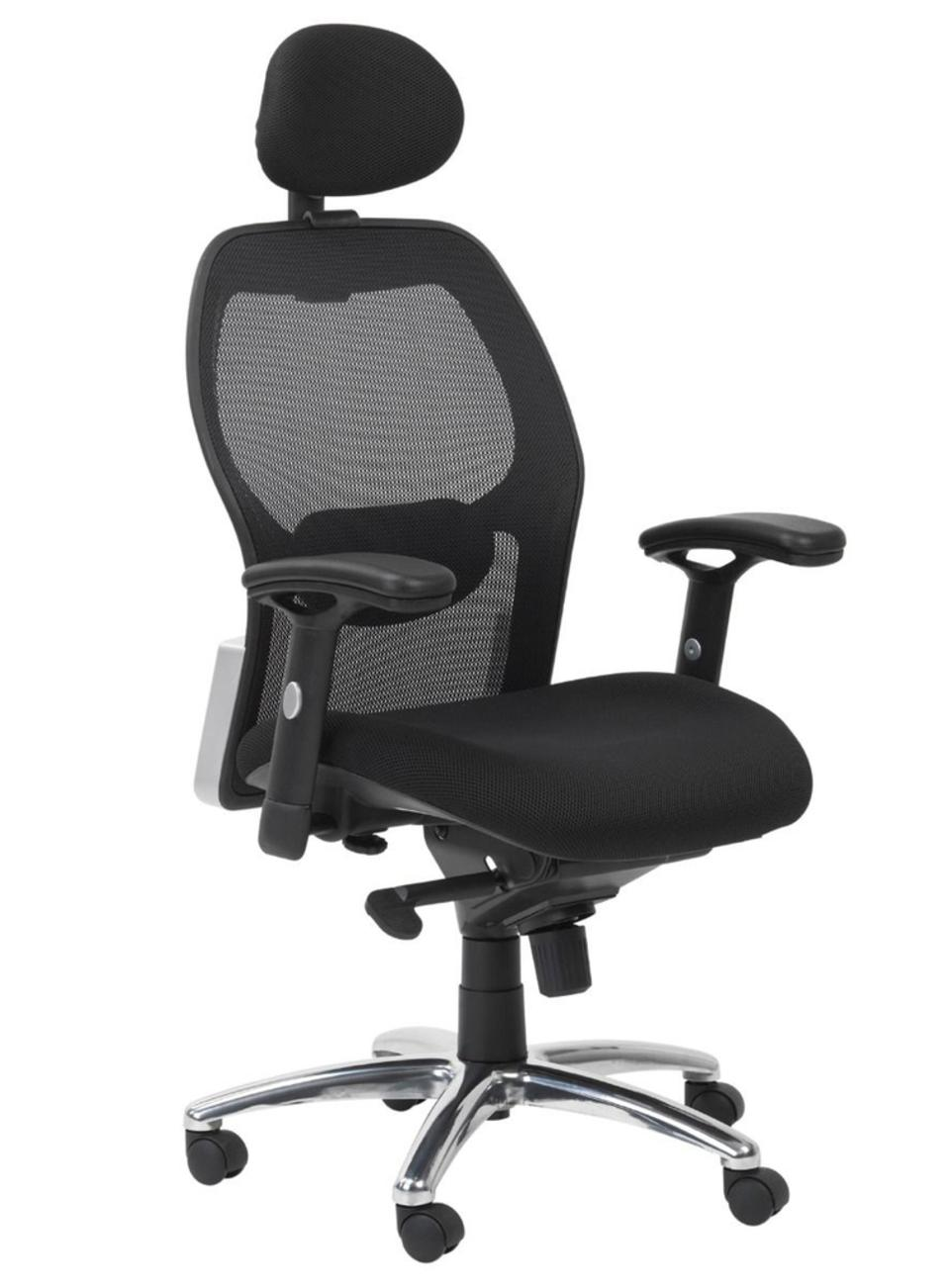 Noble Mesh Back Synchro Executive Chair