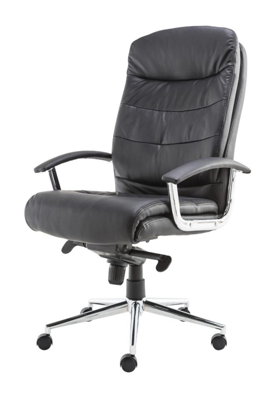Force Leather Executive Chair