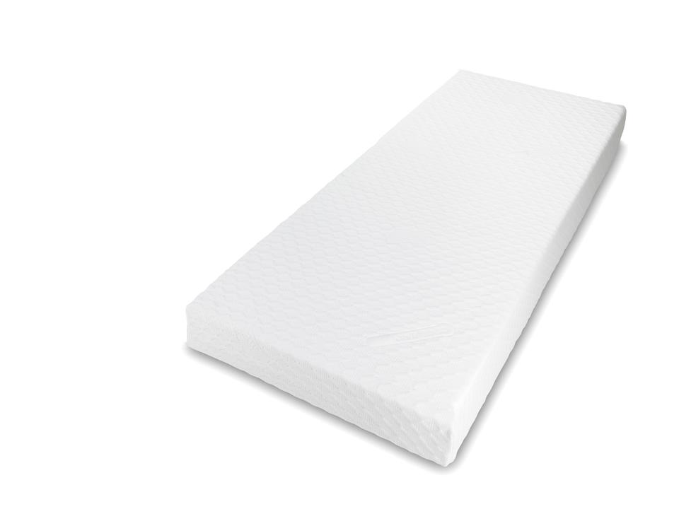 KIDS World Memory foam mattress Including Zipped washable cover - 900 x 2000 x 125 mm