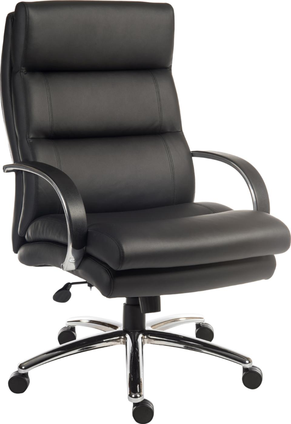 Samson Heavy Duty Leather Executive Chair