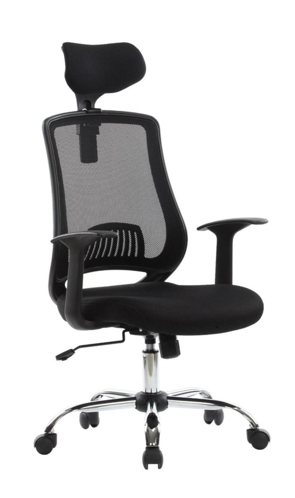 Bayside High Backed Mesh Executive Chair