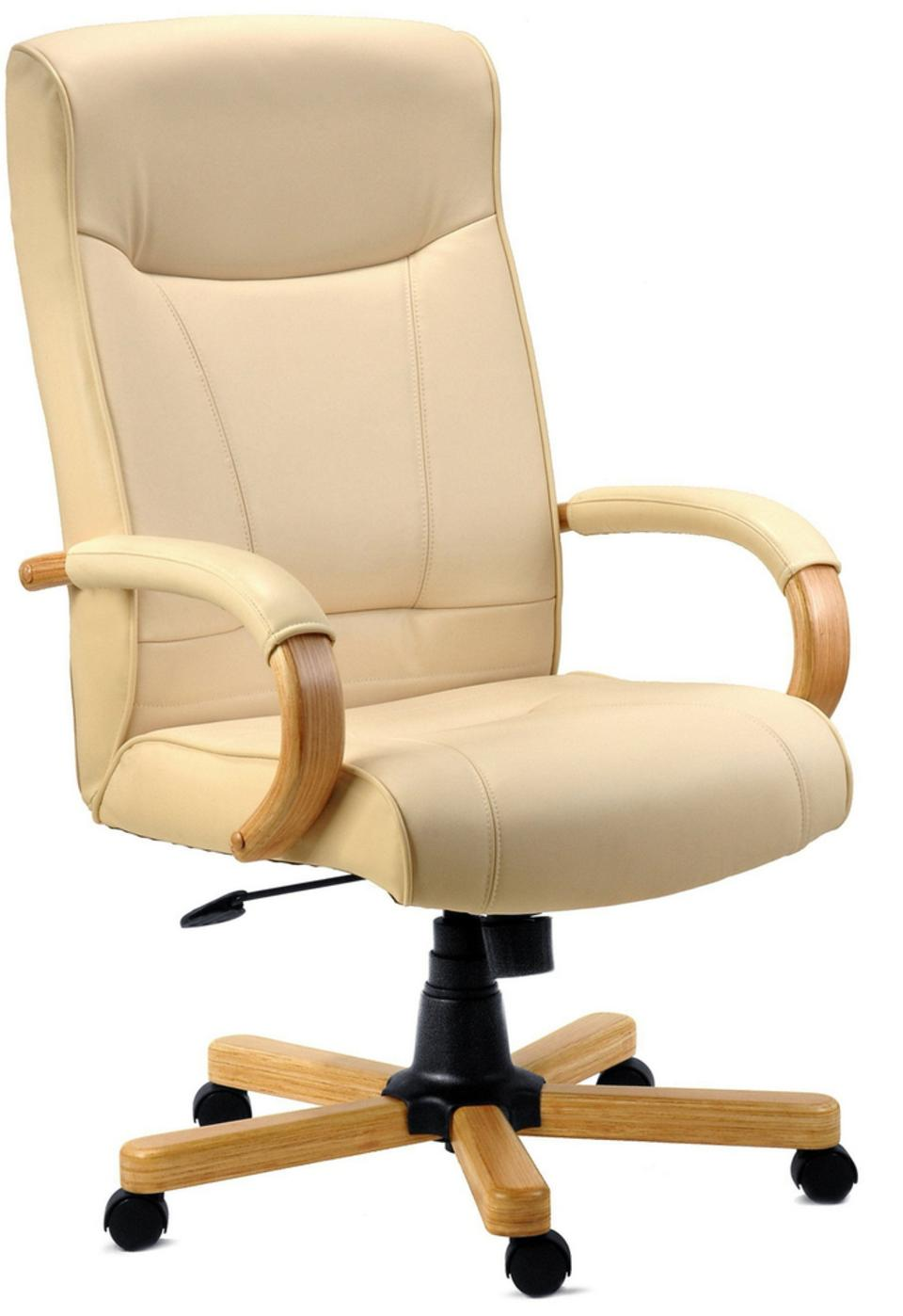Knightsbridge Leather Executive Chair
