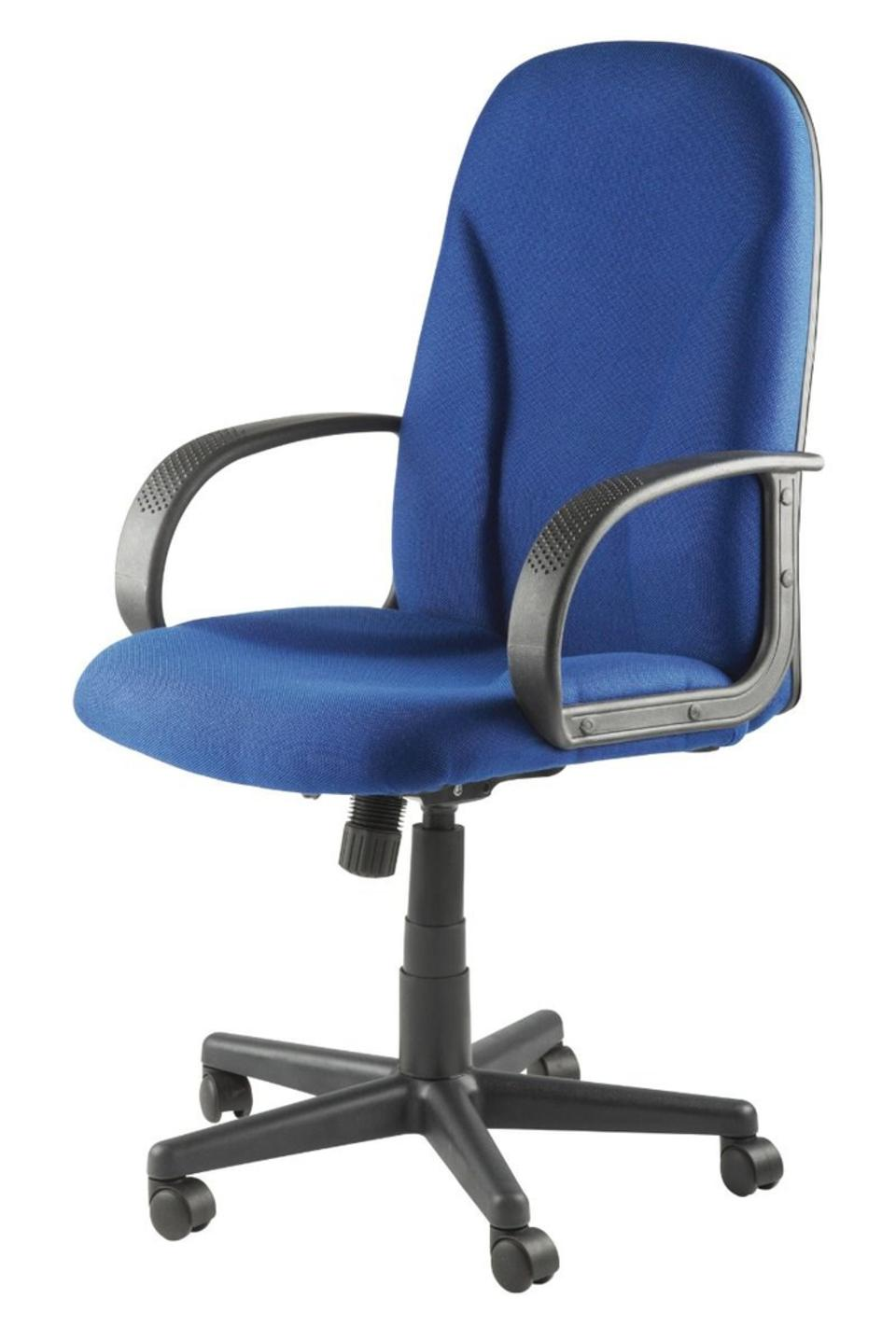 Jupiter High Back Fabric Executive Chair
