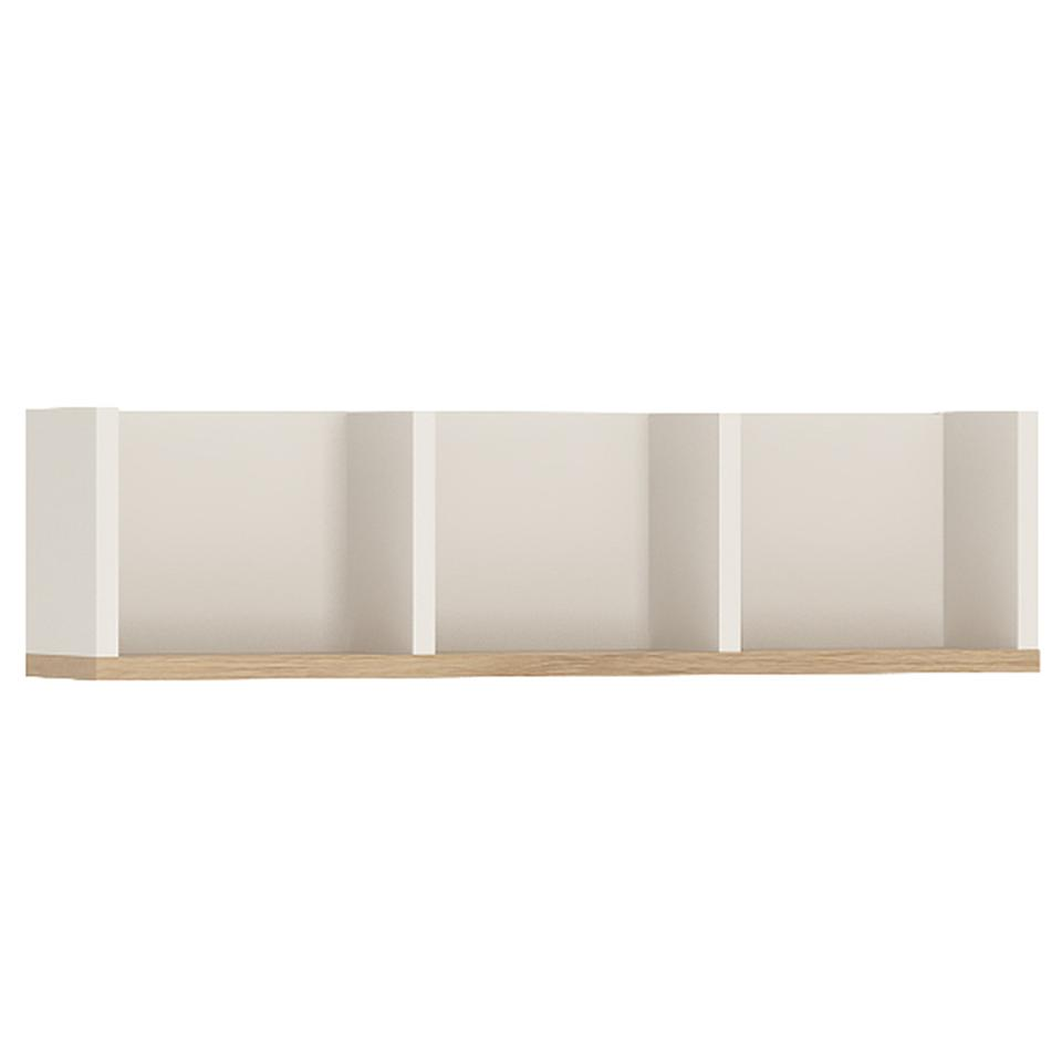 4KIDS 700mm Sectioned Wall Shelf