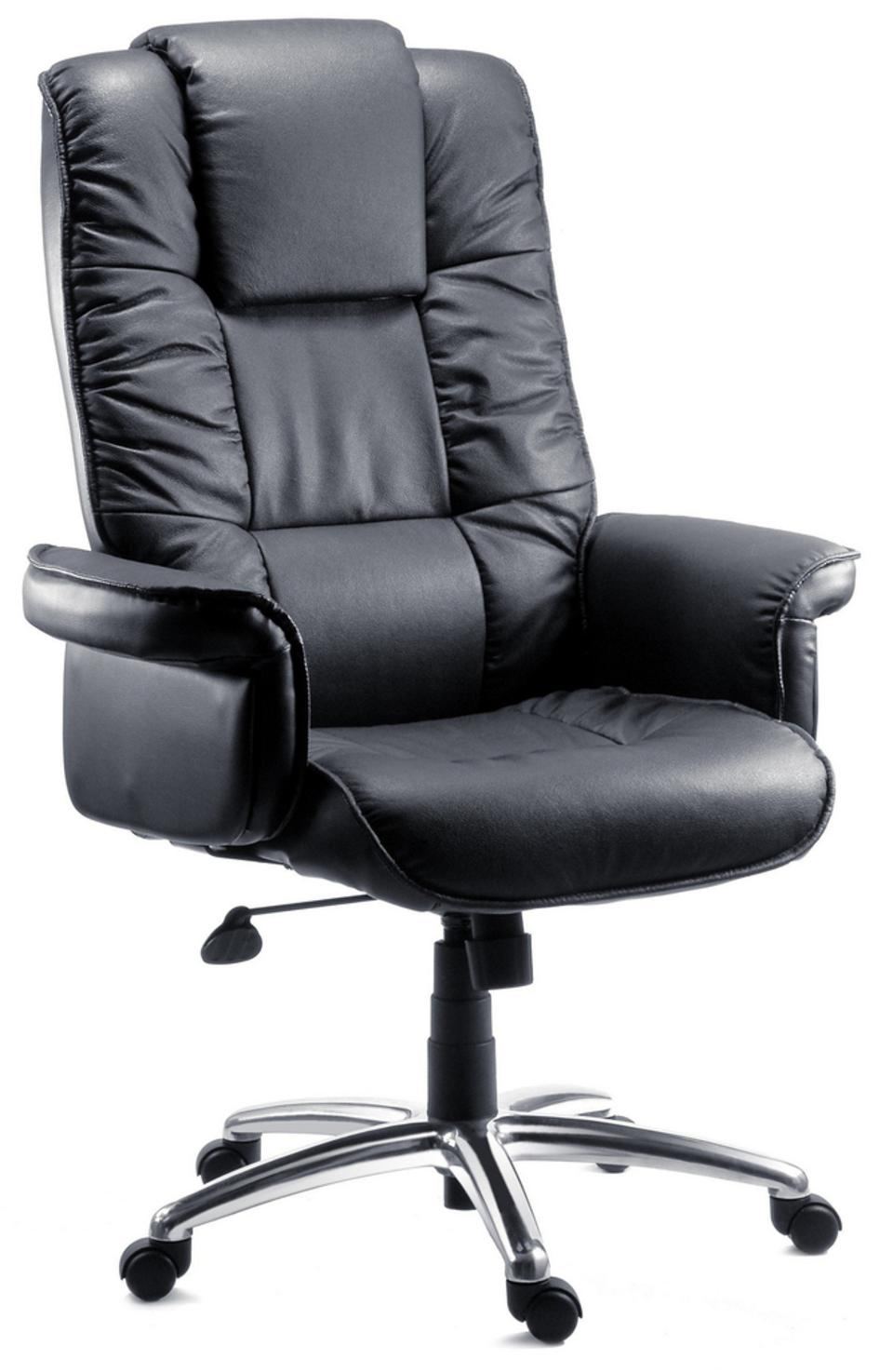 Lombard Leather Executive Chair