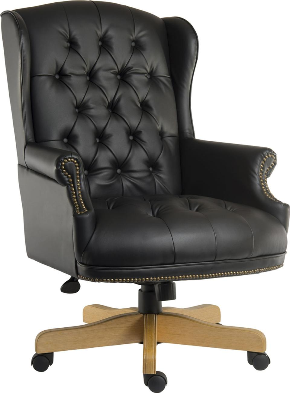 Chairman Noir Executive Chair