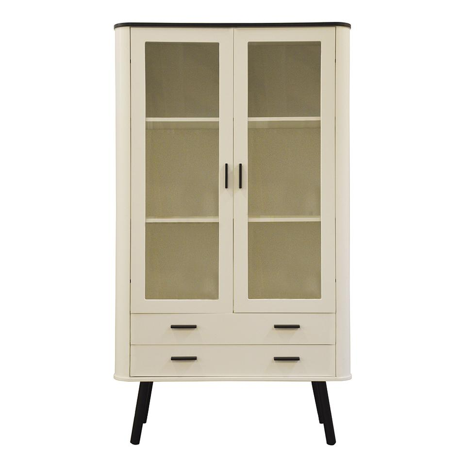 Scandinavian Style Display Cabinet